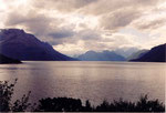 contrastes du Lyngenfjord