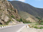 """les montagnes kirghizes sont géographiquement parlant """"alpines"""""""