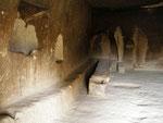 le réfectoire des moines de Göreme