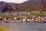 le port d'Honningsvag