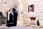 une poterne de St Côme d'Olt