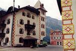 restaurant à Sulden (Trentin Haut-Adige)