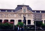 Toulouse: la gare Matabiau