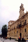 la mairie de Leon