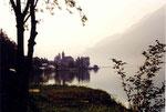le lac de Brienz