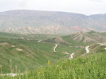 après le col (Ak Moinak 2930 mètres)