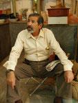un marchand de café(s) d'Ispahan
