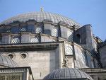 la mosquée Suleymanié (mosquée de Soliman le magnifique)