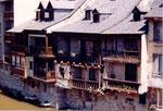 balcons sur le Lot à Espalion