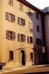 la mairie de Valbregaglia
