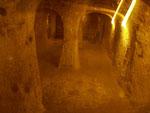 l'église souterraine de Derinkuyu