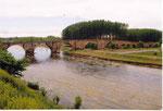 le pont de l'Hospital de Orbigo