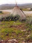 une tente sami