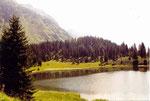 le lac de San Bernardino (village)