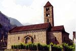 l'église de San Nicolao de Giornico (Tessin)