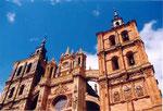 la cathédrale d'Astorga