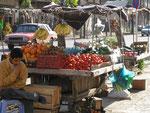 le marché aux légumes de Maku