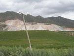 les mines d'or d'Oekajung