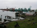 le port de Trabzon (Trébizonde)