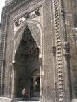 le porche seldjoukide du XIIème siècle de la Sifaye medrese de Sivas