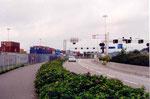 le port de commerce d'Oslo