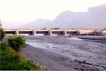 le barrage de St Egrève