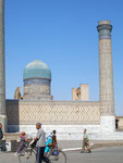 les monuments timourides de Samarcande