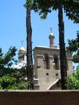 une église chrétienne de Téhéran