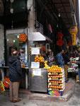 oranges d'Istamboul