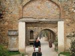 réemploi de matériel romain dans les fortifications d'Iznik (Nicée)