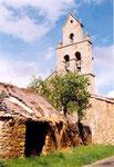 l'église de Rabanal del Camino