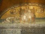 "le Christ pantocrator de Aya Sofya (""Sainte Sophie"")"
