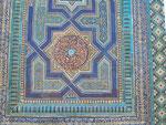 Shah-I-Zinda: détail