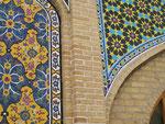 une mosquée de Zanjan