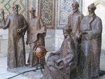 Ulugh Beg, petit-fils de Tamerlan et ses amis savants et satronomes