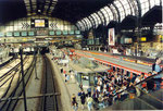 le hall de la gare