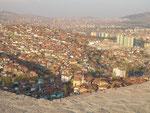 la capitale de la Turqiue: Ankara
