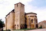 l'église de Miradoux