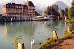 hôtel entre les lacs (Interlaken)
