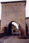 une porte de Barran