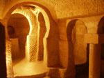 magnifique architecture souterraine
