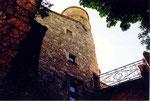 le château de Boussagues