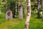 un mémorial de la Résistance  antinazie  vers Mosjoen
