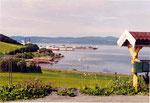 le port de Levanger