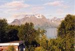 au camping d'Oderdalen
