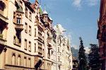 Bolzano (Bozen), porte des Dolomites