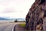 l'arrivée sur le fjord de Mo I Rana