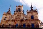 la mairie d'Astorga