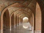 la mosquée bleue turkmène de Tabriz (édifiée en 1465)