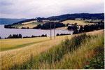 le lac de Slovika